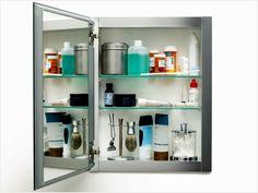 Bathroom: Makeover your medicine cabinet