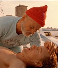 The Life Aquatic With Steve Zizzou