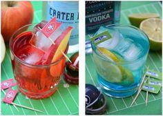 Cocktail ideas for super bowl