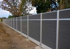 Impact resistant WPC fence