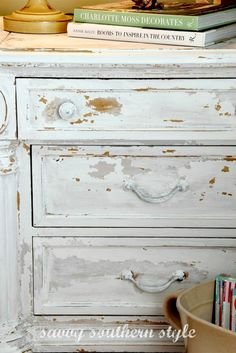 10  Heavily Distressed Chippy Furniture Pieces August 1, 2014 by Jamie 10 Comments 10  Heavily Distressed Chippy Furniture Pieces