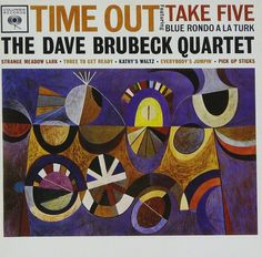 AmazonSmile: The Dave Brubeck Quartet: Time Out: Music