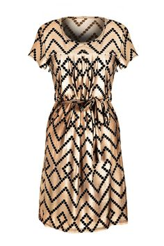 G2 Chic Women's Printed Summer Mid-Length Dress at Amazon Women's Clothing store: