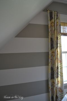 Perfect Painted Stripes