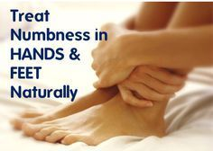 Worried about how to treat numbness in hands and feet? Try Home Remedies with natural ingredients and get an instant relief from numbness in hands and feets