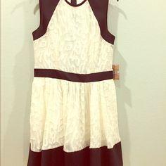 Rachel Roy Dress size 10. Very cute dress in pressed chiffon. BNWT. Rachel Roy Dresses Mini