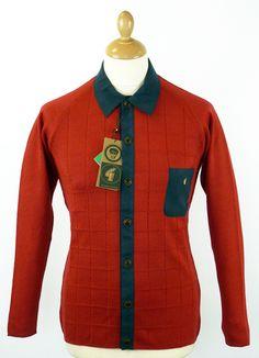 GABICCI VINTAGE Norman Jay Northern Soul Cardy (R) | http://www.atomretro.com/11911