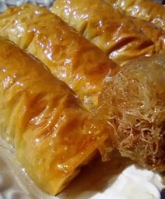 Greek Sweets, Greek Desserts, Cookbook Recipes, Cooking Recipes, Sausage, Deserts, Food And Drink, Ethnic Recipes, Chef Recipes