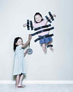 Creative Dad Takes Crazy Photos Of Daughters | Just Imagine – Daily Dose of Creativity