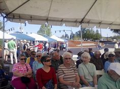Guests starting to show up for May 1st #Milwaukie #Riverfront Grand Opening.