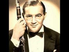 Clarinetitis: Benny Goodman clarinet solo, 1928.