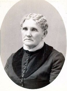 "Mary Ann ""Mother"" Bickerdyke was known for her heroic efforts as a nurse on the Civil War battlefield. In 1865, she had heard about land to homestead in Kansas, so she rode the newly expanded railroad to its furthest point west, Salina, where she built a boarding home on the 600 block of North Ninth Street. She helped settle over 300 families in and around Saline County, and in Barton, Russell, Lincoln, Ellsworth, Ottawa, Stafford, and Rice counties."