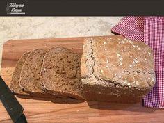 Ψωμί φτιαγμένο με αλεύρι Ζέας ολικής άλεσης! Bread, Recipes, Food, Breads, Baking, Meals, Yemek, Recipies, Eten
