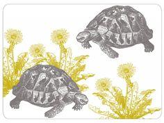 Tortoise Placemats - Thornback & Peel - Singles