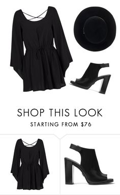 """""""Outfit"""" by princessbeauty404 ❤ liked on Polyvore featuring Michael Kors and Eugenia Kim"""