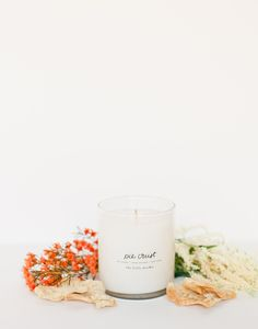 There's something so wonderful about the smell of a pie baking. If you're looking for a holiday gift, you've found the perfect choice. Every purchase empowers female refugees at Prosperity Candle in Massachusetts.