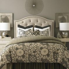 Vienna Headboard Bassett Furniture