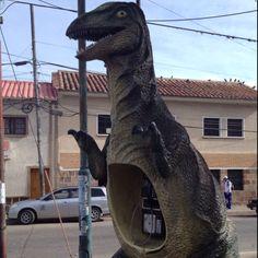 Budka telefoniczna w Sucre ;)