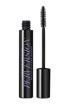"""Without fail, every time I wear this someone asks if my lashes are """"real."""" I'd say that's the sign of a good mascara, wouldn't you? — Nikki Ogunnaike, Senior Fashion Editor  Urban Decay Perversion Mascara, $22;urbandecay.com"""