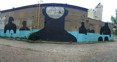Vera King #mural #streetart #contemporaryart #trafficdesignfest #Gdynia