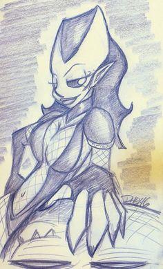 Lilith 024 by DHexed1.deviantart.com on @DeviantArt