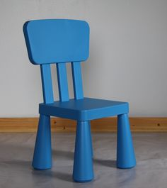 Blue Chair (Child)