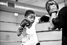 El futuro del boxeo: Nijie, un niño de cinco años con impresionante talento - Los expertos en box