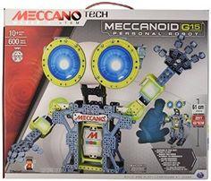 AmazonSmile: Meccano MeccaNoid G15: Toys & Games