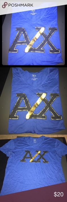 Men's Armani exchange T-shirt Like new condition size 2X A/X Armani Exchange Shirts Tees - Short Sleeve