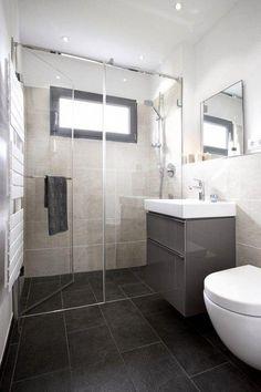 badezimmer fliesen ideen 95 inspirierende beispiele beispiel The Most Useful Bathroom Shower Ideas T Ikea Bathroom, Attic Bathroom, Small Bathroom, Master Bathroom, Bathroom Cabinets, Bathroom Vanities, Bathroom Ideas, Modern White Bathroom, Rustic Bathrooms