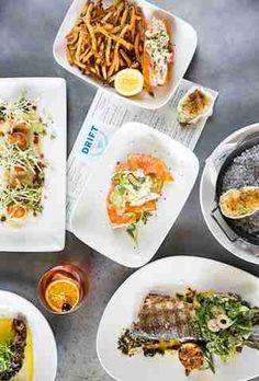 Drift Fish House Oyster Bar Best Seafood Restaurant Atlanta Restaurants