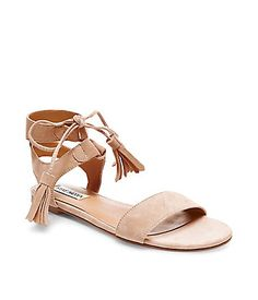 Stylish Flat Sandals with Ankle Strap | Steve Madden DARYYN