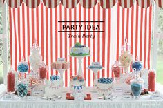 All Aboard! There's A Train Party Full Steam Ahead - Train Party Inspiration from Love JK