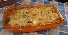 Chicken Sausage, Recipe For Mom, Lasagna, Quiche, Macaroni And Cheese, Bacon, Food And Drink, Breakfast, Ethnic Recipes