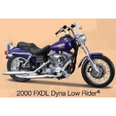 Now available from uk diecast models H-D 2000 FXDL Dyna Low Rider