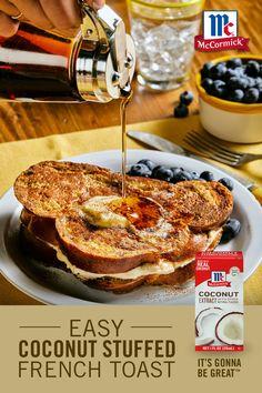 Brunch Recipes, Dessert Recipes, Desserts, Breakfast Dishes, Breakfast Recipes, Tasty, Yummy Food, Lunch Snacks, Food Dishes