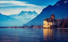 Download 80 Koleksi Background Pemandangan Luar Negeri Gratis Terbaru