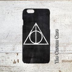 Harry Potter IPhone Case, Deathly Hallows Iphone Case, Horcrux, Iphone 4/5/5c/6/6+/6s, Galaxy S3/S4/S5/S6/S6 Edge/6Edge+, Note 3/4/5