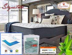 Mattress Protector, Blanket, Book, Furniture, Home Decor, Decoration Home, Room Decor, Home Furnishings, Blankets