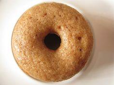 Baked Mini Apple Cider Doughnuts -love love love love love.