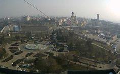 Alba Iulia - Romania Live webcams City View Weather - Euro City Cam Park City, Romania, Paris Skyline, Euro, Weather, Live, Travel, Voyage, Viajes