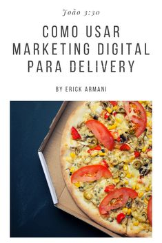 Marketing Digital, Vegetable Pizza, Menu, House, Food, Make Money With Blog, Pizza Ranch, Visual Identity, Advertising