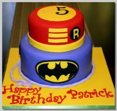batman and robin cakes - Google Search