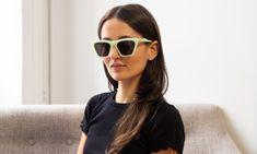 452579c8d5 Lisbon Sunglasses | Mint With Grey Lenses Around The Corner, Lisbon,  Lenses, Mint
