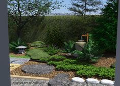 Charlotte Rowe fantastic garden design GARDEN DESIGN