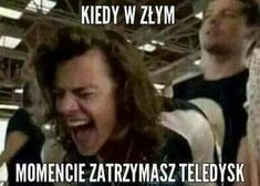 Read from the story Memy i memiątka ✔ by pedalsko (lιl вo peep) with 490 reads. Polish Memes, One Direction Songs, Harry Styles Memes, Happy Photos, Zero Two, Band Memes, 1d And 5sos, Larry Stylinson, Reaction Pictures