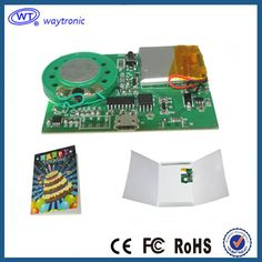 Find More Integrated Circuits Information about Free Shipping Sound Recording Module For Greeting Cards,High Quality module voice,China sound module greeting card Suppliers, Cheap module wireless from Shenzhen Waytronic Electronics Co., Ltd. on Aliexpress.com
