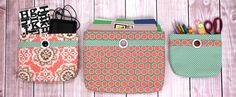 Wall Pocket Organizers: A Tutorial from Special Guest, Nancy Zieman   Sew Mama Sew   Outstanding sewing, quilting, and needlework tutorials since 2005.