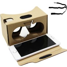 Find More 3D Glasses/ Virtual Reality Glasses Information about 3D Virtual Reality Glasses Google Cardboard 2.0 DIY VR 3D Google Mobile Phone Cardboard Glasses Kit  with Portable Head Band,High Quality kit doll,China glasses sun Suppliers, Cheap kit craft from Guangzhou Etoplink Co., Ltd on Aliexpress.com