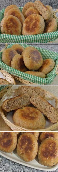 Lo más saludable PAN INTEGRAL del mundo SIN HORNO hecho en sartén, fácil, saludable y delicioso! #panintegral #integral #saludable #sinhorno #sarten #facil #sano #economico #masa #pain #bread #breadrecipes #パン #хлеб #brot #pane #crema #relleno #losmejores #cremas #rellenos #cakes #pan #panfrances #panettone #panes #pantone #pan #recetas #recipe #casero #torta #tartas #pastel #nestlecocina #bizcocho #bizcochuelo #tasty #cocina #chocolate Si te gusta dinos HOLA y dale a Me Gusta MIREN